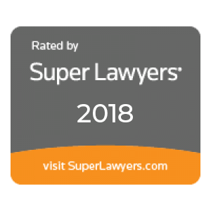 super-lawyers-2018-gray-badge-300x300