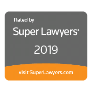 super-lawyers-2019-gray-badge-300x300